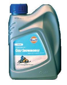Gulf Snowmobile 2T