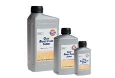 Gulf Racing Brake Fluid DOT 5.1 0,25 liter