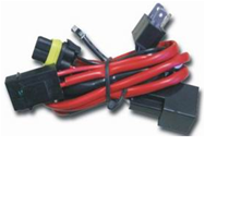 Motorbike Relay Cable Kit Singellampa