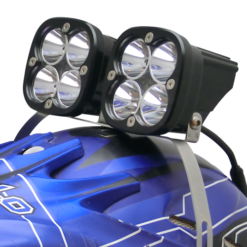 LED Helmet Light