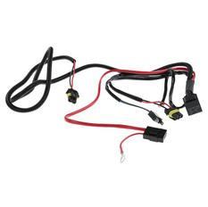 Relay Cable Kit , 2 ballasts 12V