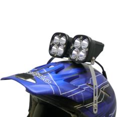 Squadron Pro, LED Helmet Light 84W