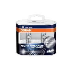 H7 Osram Night Breaker Unlimited