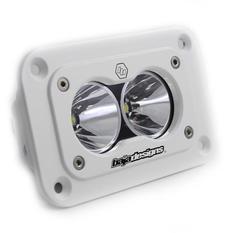 S2 Pro LED Light 21W, Flush Mount, White