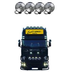 NBB 225 Xenon 60W 24V Integrated ballast 4-truck pack