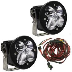 Baja Designs XL-R Racer Edition, LED Light 40W, 2-pack