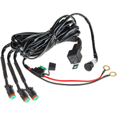 Relay Cable Kit with 3 x DT connector 60A