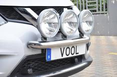 Voolbar Nissan X-trail 15-
