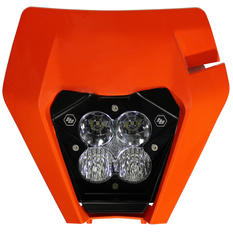 XL Pro, LED KTM 2017 w/Headlight Shell