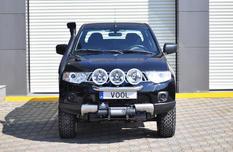 Voolbar Mitsubishi L200 07-15