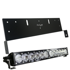 Bracket for LED Light Bar Avelux SSR & Baja Designs OnX6