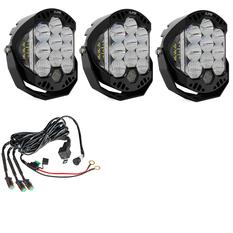 Baja Designs LP9, LED Light 105W 3-pack