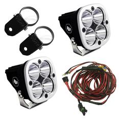 "Squadron Sport, Kit (Lights, A Pillar Mounts 1.75"", Harness)"