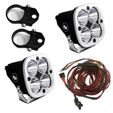 "Squadron Sport, Kit (Lights, Vertical Mounts 2"", Harness)"