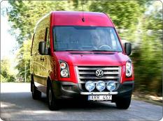 Q-light VW Crafter 07- For 3pc lights