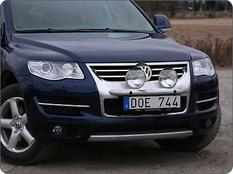 Q-light VW Touareg 09-10 For 2pc lights