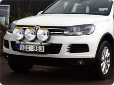 Q-light VW Touareg 11-For 3pc lights