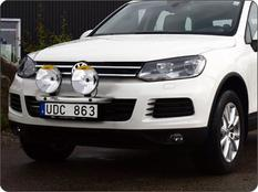 Q-light VW Touareg 11-For 2pc lights