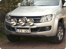 Q-light VW Amarok 11- For 3pc lights