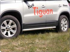 S-bar VW Tiguan Sport & Style 08-11