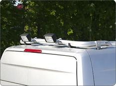 T-rack VW Crafter 07-Rear Rear H2