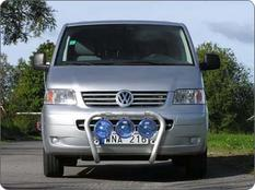 X-rack VW T5 03-09 For 3pc lights