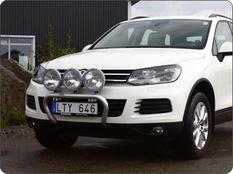 X-rack VW Touareg 11-For 3pc lights