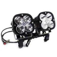 XL80, Dual Motorcycle Race Light