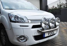 Voolbar Citroen Berlingo 08-16