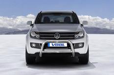 EU Bullbar - VW Amarok 11-16