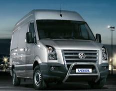 EU Frontbåge - VW Crafter 2011-