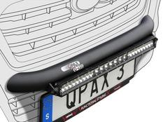 Q-LED VW Touareg 11-  LED Light Bar Bracket