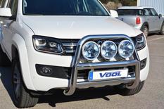 Frontbåge Stor VW Amarok 11-16