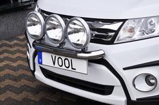 Voolbar Suzuki Vitara 15-