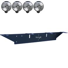Auxillary Light Bracket, 4 lights (max 225mm)